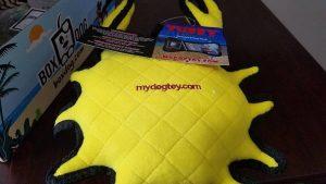 BoxDog Crab Toy