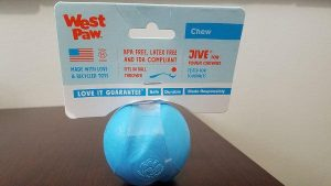 BoxDog Jive Toy Ball