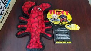 BoxDog Lobster Toy