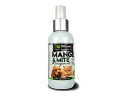 King Kalm CBD Mange and Mite Management Spray