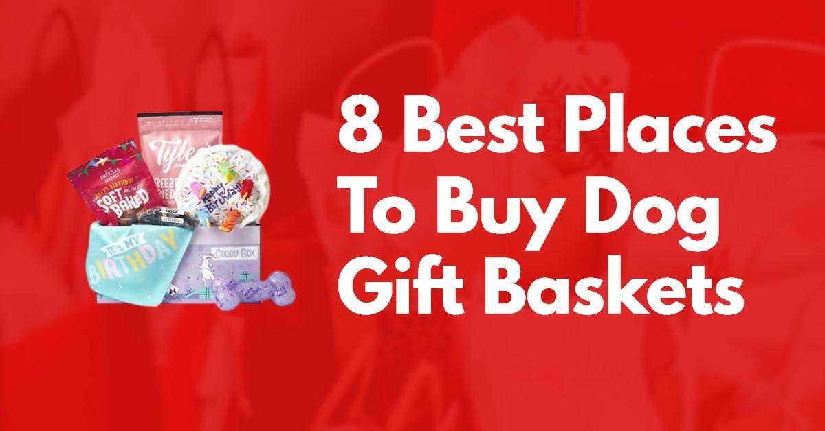 Dog Gift Baskets