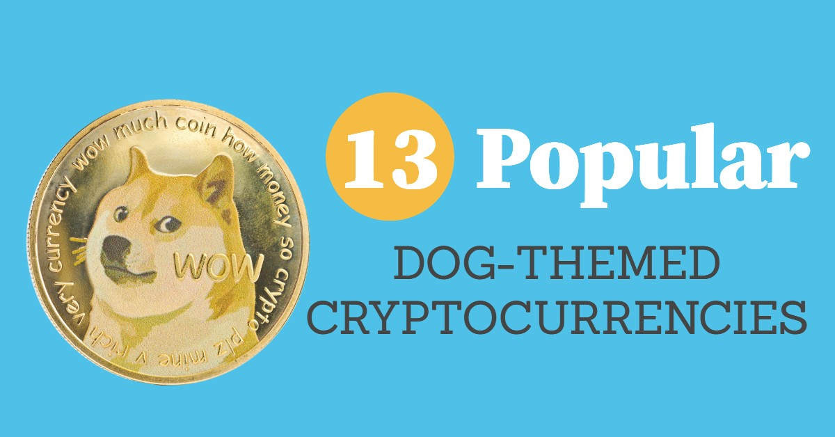 Popular Dog-Themed Cryptocurrencies