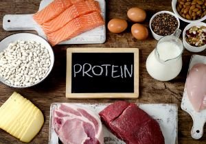 meat rich in protein