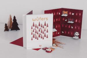 Wufers Advent Calendar Box