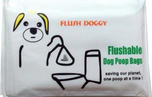 flush doggy