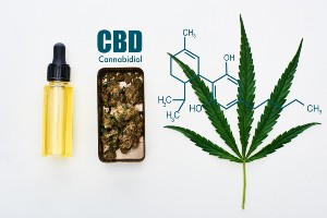 Science Concept behind CBD extracts